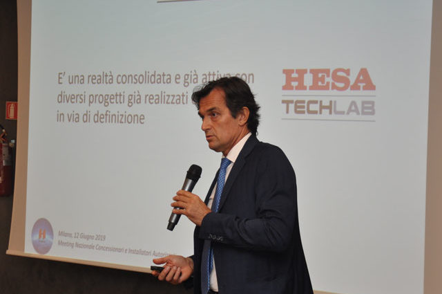 Meeting HESA 2019
